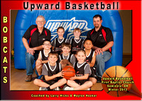 Upward Basketball at First Baptist Church Seminole Oklahoma by John Bishop Photography