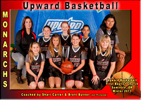 Upward Basketball at First Baptist Church Seminole OK by John Bishop Photogaphy