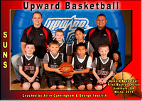 Upward Basketball at First Baptist Church Seminole OK by John Bishop Photography