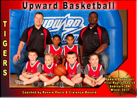 Upward Basketball at First Baptist Church Seminole by John Bishop Photography