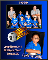 Upward Soccer by John Bishop Photography