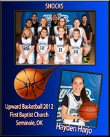 Upward Basketball by John Bishop Photography