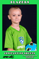 Upward Soccer, Upward Sports, First Baptist Church Seminole Oklahoma by John Bishop Photography
