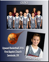 Upward Basketball Pictures, Upward Sports, First Baptist Church, Seminole, Oklahoma by John Bishop Photography